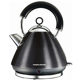 Morphy Richards 43776 Pyramid Accents Kettle Black