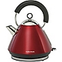 Morphy Richards 43772 Pyramid Accents Kettle Red