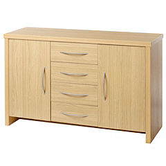 Toscana Oak-effect Sideboard
