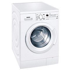 Siemens WM12P360GB Washing Machine White