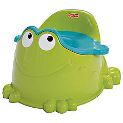 Fisher-Price Froggy Friend Potty