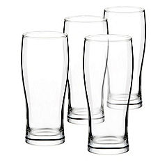 Tu Simplicity Beer Glasses 4-pack