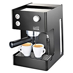 Philips RI8151/60 Gaggia Espresso Cubika + Coffee Maker Black