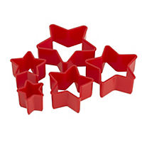 Tala Star Cookie Cutters 5-pack