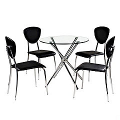 Kentucky 5a9bpiece Dining Set