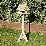 Freestanding Bird Table