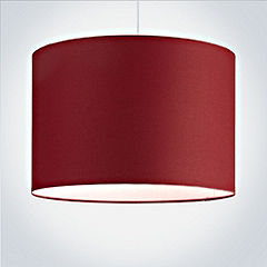 Tu Faux Silk Red Shade