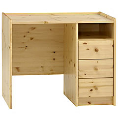 Vermont Pine 3-drawer Desk
