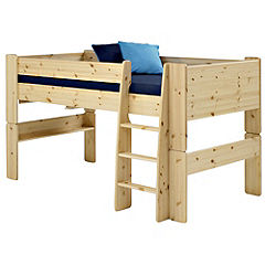 Vermont Pine Mid-sleeper Bed Frame