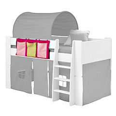 Side Hanger for Mid-sleeper Bed Pink