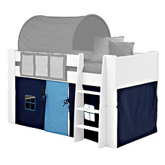 Tent for Mid-sleeper Dark and Light Blue