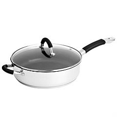 Ready Steady Cook Bistro 26cm Sauté Pan with Lid