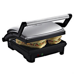 Russell Hobbs 17888 3-in-1 Panini Press Grill and Griddle