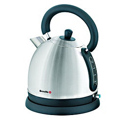 Breville Brushed Stainless Steel Traditional Kettle