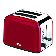 Breville Stainless Steel 2-slice Toaster Red
