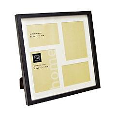 Tu Faux Leather 4-apperture Box Frame