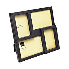 Tu Faux Leather Collage Box Frame