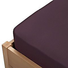 Tu Berry Non-iron Fitted Sheet