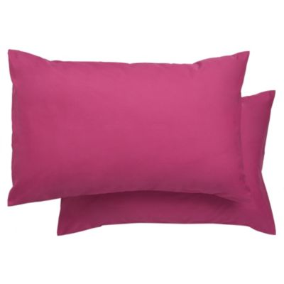 Tu Fuchia Non-iron Pillowcase Pair - image 1