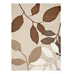 Tu Natural Leaf Rug 120x170cm