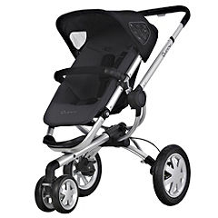 Quinny Buzz 3 Pushchair Rocking Black