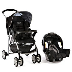 Graco Mirage + Travel System Orbit Pushchair