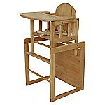East Coast Wooden Combination Highchair