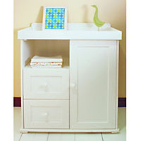 East Coast Hanworth White Dresser