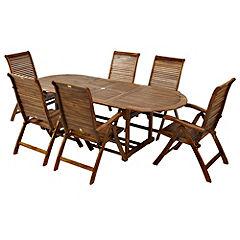 Windsor 7-piece Garden Furniture Set