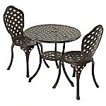 Eclipse Bistro Garden Furniture Set