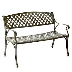Eclipse 2-seater Bench