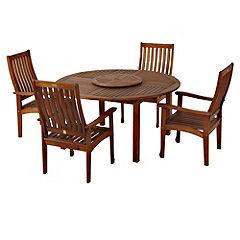 Torino 5-piece Garden Furniture Set
