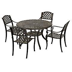 Eclipse 5-piece Garden Furniture Set