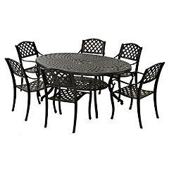 Eclipse 7-piece Garden Furniture Set