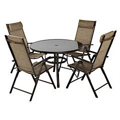 Monaco 7-piece Garden Furniture Set