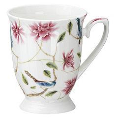 Tu Pink Blossom Bone China Mug