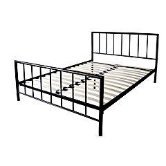 Evie Kingsize Metal Bed