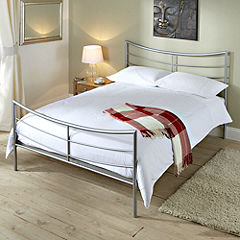 Lucy Kingsize Metal Bed