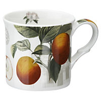 Kew Gardens Apple Bone China Mug
