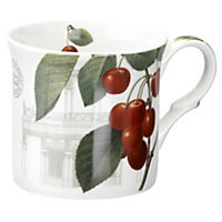 Kew Gardens Cherry Bone China Mug