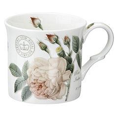 Kew Gardens Rose Indica Bone China Mug