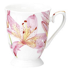 Tu Lilly Bone China Mug