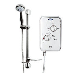 Creda Expressions 500 SC Chrome 9.5kW Instantaneous Electric Shower