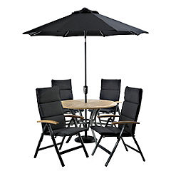 Hartman Colorado 4-seater Garden Set