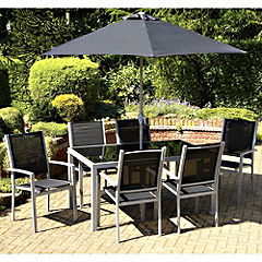 seville garden furniture. Black Bedroom Furniture Sets. Home Design Ideas