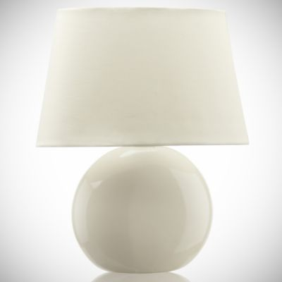 Tu Ceramic Lamp Cream - image 1