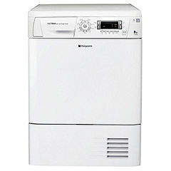 Hotpoint TCD980P Ultima Condenser Tumble Dryer White