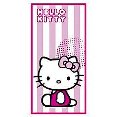 Hello Kitty Candy Stripe Towel