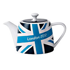 London 2012 Union Jack Brights Teapot