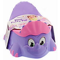 Summer Infant Dino Potty Purple/pink